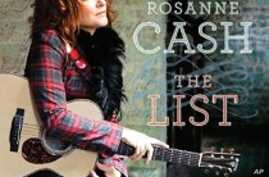 Rosanne Cash's, 'The List' Carries Personal Story