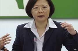 Taiwan Opposition Candidate Would Seek Deals With China