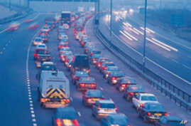A new study pinpoints the worst traffic in the world.