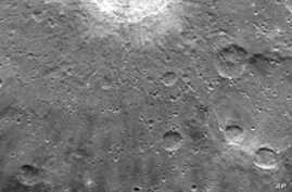 Scientists Release First Images of Planet Mercury