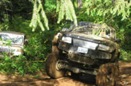 Posting evidence of their illegal off-roading activities online could land some social network users in trouble.