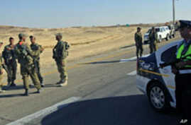 Coordinated Attacks Target Southern Israel