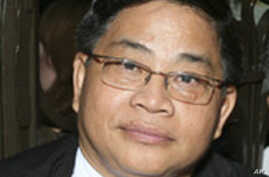 Burmese Diplomat Defects, Cites Fears for Safety