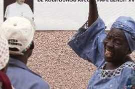 On Benin Trip, Pope Has Message for Africa