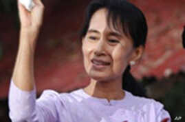Activists, Asia Pacific Governments Welcome Aung San Suu Kyi's Release
