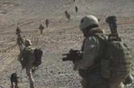 NATO 'Friendly Fire' Incident Kills 5 Afghan Soldiers