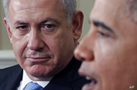 Obama, Netanyahu: Hamas Not a Partner for Peace