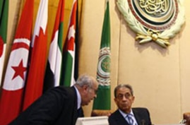 Arab League Opposes Foreign Intervention in Libya