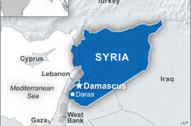3 Killed After Syrian Forces Fire on Protesters