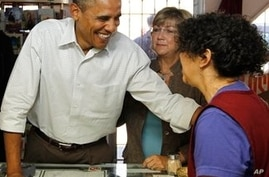 Obama Trying to Motivate Democrats for November Elections