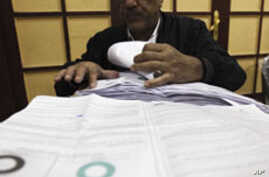 Egyptian Voters Approve Constitutional Changes