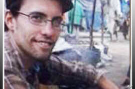 Shane Bauer is one of three American hikers facing trial in Iran on spy charges.
