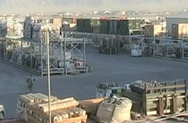 Afghanistan to Take Over Bagram Prison