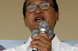 Cambodian Court Rejects Opposition Leader's Final Appeal