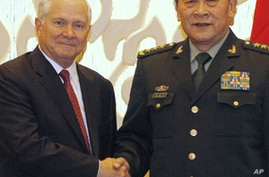 Gates Says US, China Military Relationship on 'Positive Trajectory'