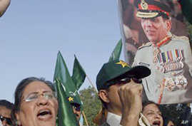 Analysts: Fear of India Drives Pakistani Support for Militants