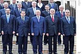 Lebanon's Unity Government Convenes for First Time