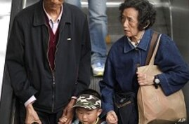 Chinese Census Finds Nation is Aging