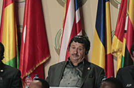 Gadhafi Role Blocking African Union Resolution on Libya