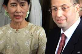US, Burma Discuss Possibility of Lifting American Sanctions