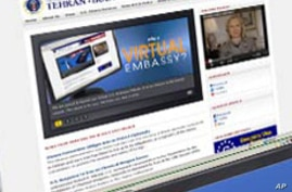 US Opens 'Virtual Embassy' for Iran