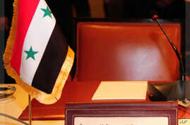 Arab League Drafts Sanctions Against Syria