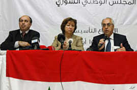 US Applauds Founding of Syrian Opposition Coalition