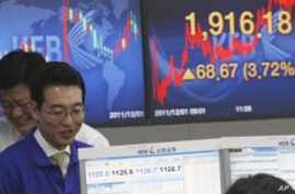 Asia Markets Rally, but Concerns Remain About Global Economy