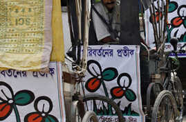 Indian Communists Face Stiff Challenge in West Bengal