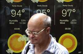 UN Says 2011 is 10th Hottest Year on Record