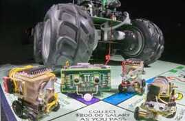 Robots Drive, Swarm, Jump into Smithsonian Collection