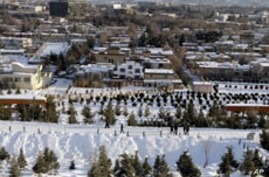 22 Children Killed by Afghan Winter's Cold