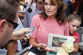 Alaska to Release Ex-Governor Palin's Official E-mails