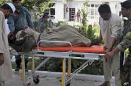 Attack Near UN Offices in Southern Afghanistan Kills 5