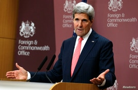 Kerry Friends of Syria