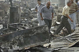 At Least 35 Killed in Iraq Bombings
