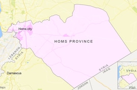 Homs province, Syria