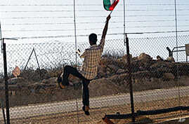 Israel's Security Barrier Presents Irony for Palestinian Workers