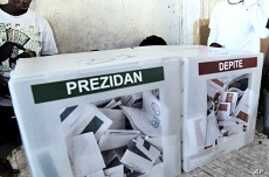 Haitians Vote in Presidential Runoff