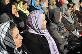 UN Says Afghanistan Failing on Protecting Women's Basic Rights