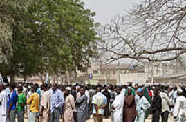 Supply Problems Delay Nigerian Elections