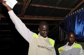 Uganda's Museveni Takes Large Lead in Presidential Vote
