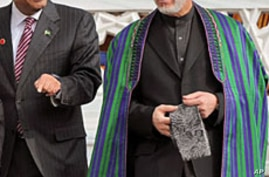 Karzai Rejects More Talks with 'Suicide Bombers'