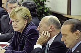 EU Leaders Meet With Economy Topping Agenda