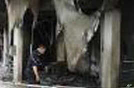 Firebombed Malaysian church example of recent religious tensions.