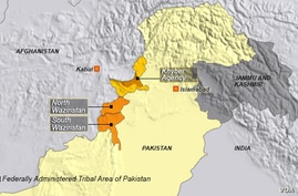North and South Waziristan, Khyber, Pakistan