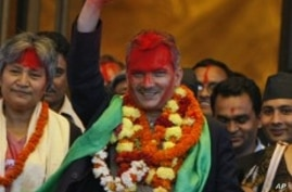 Nepal Parliament Elects Maoist PM