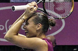 Italy Defeats USA Again in Fed Cup Tennis Final