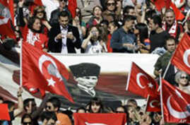 Can Arab States Mimic Turkey's Blend of Islam and Democrac