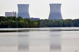 FILE - The Tennessee Valley Authority's Bellefonte Nuclear Plant site in Hollywood, Alabama, is seen June 2, 2011. Federal records show Ching Ning Guey admitted he was paid by the Chinese government for nuclear secrets while working for the Tennessee